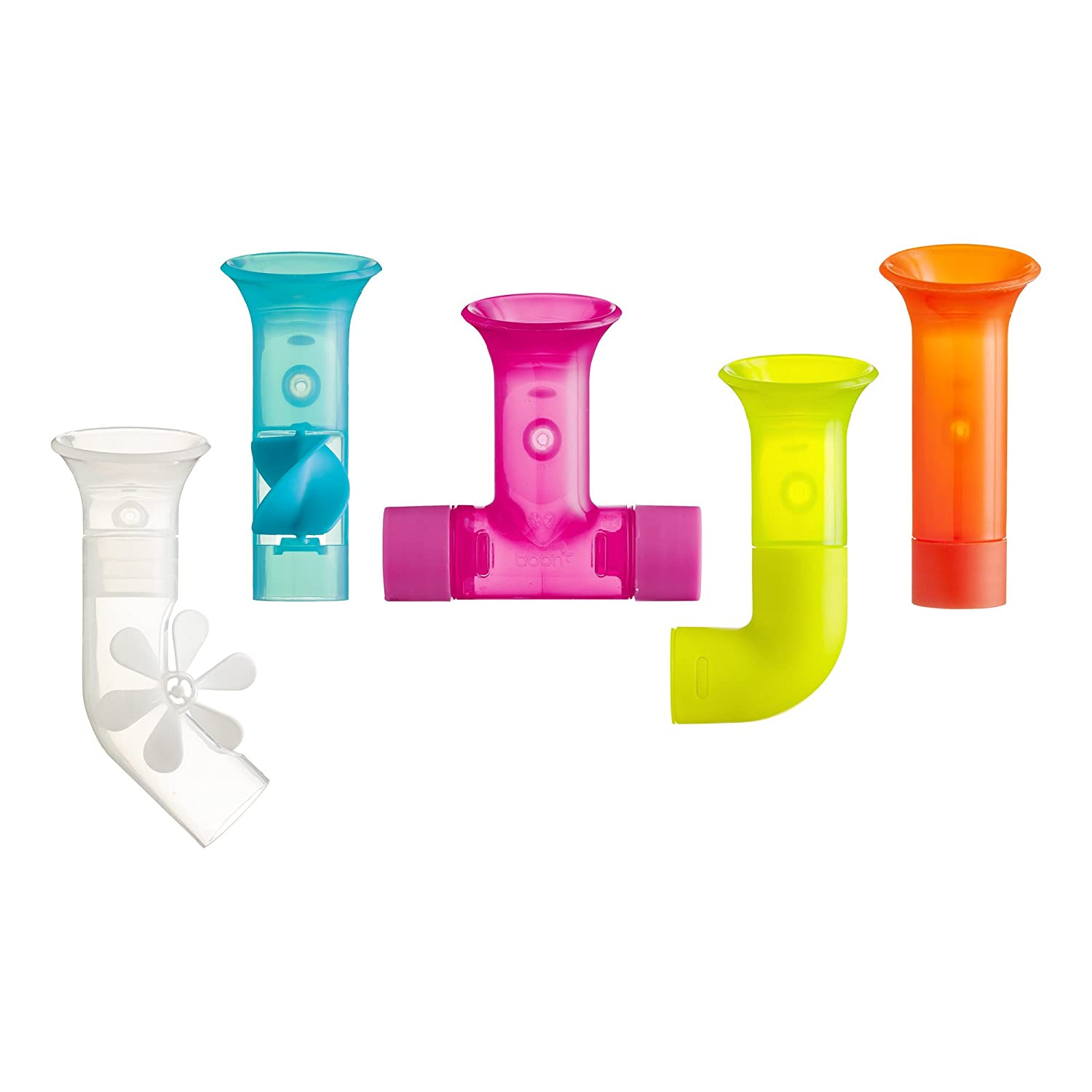 Boon Multicoloured Pipes Bath Toy B11088