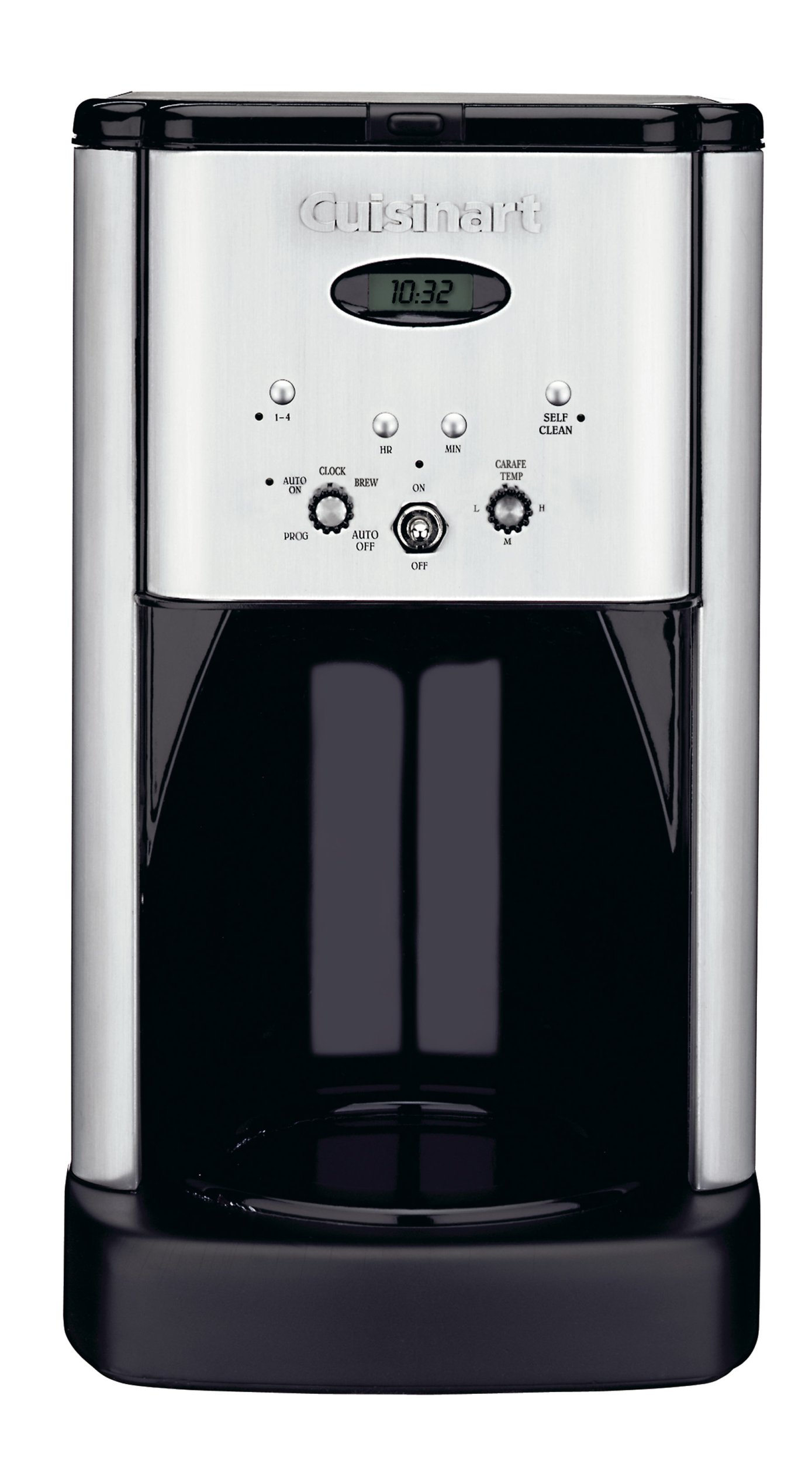 Cuisinart DCC-1200 Brew Central 12 Cup Programmable Coffeemaker, Black/Silver by Cuisinart (Image #8)