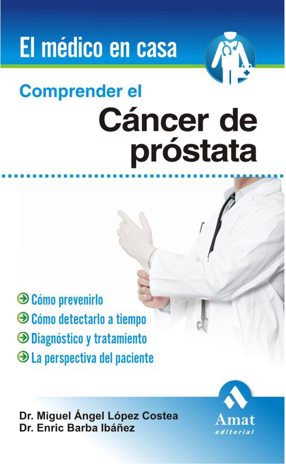 cancer de prostata hombre