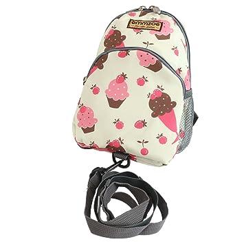 Amazon.com : Emmzoe Little Walker Toddler Backpack with Detachable