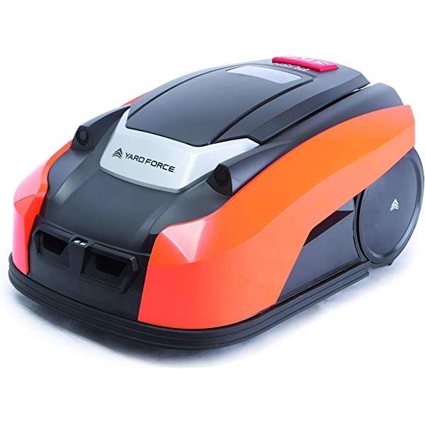 yardf orce SA80 0pro Robot cortacésped, color negro naranja ...