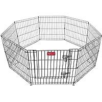Fauna International Comfort Wire Playpen 8 Panels Dog Enclosure