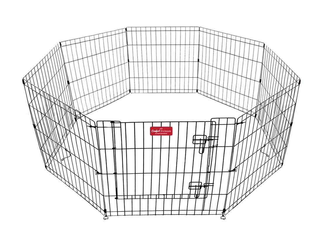 Medium Comfort Wire Playpen Enclosure Medium