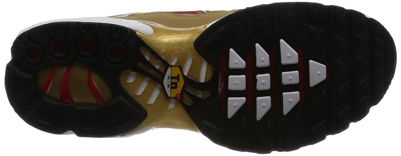 Nike Wmns 887092-700 Air Max Plus QS 'Metallic Gold' - 887092-700 Wmns - Größe 6 - 061946