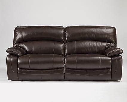amazon com ashley furniture signature design damacio manual rh amazon com ashley furniture leather reclining loveseat ashley furniture leather recliner