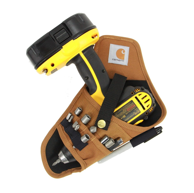 Carhartt Legacy Build Your Own Belt Custom Tool Belt Holster, Drill Holster