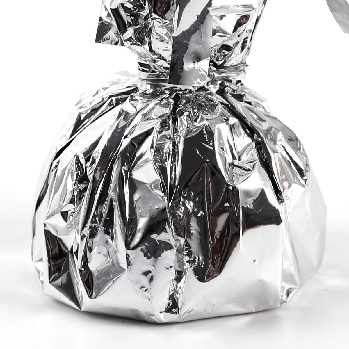Iridescent 12 Helium Balloon Weights for Wedding Birthday Anniversary Party Decorate