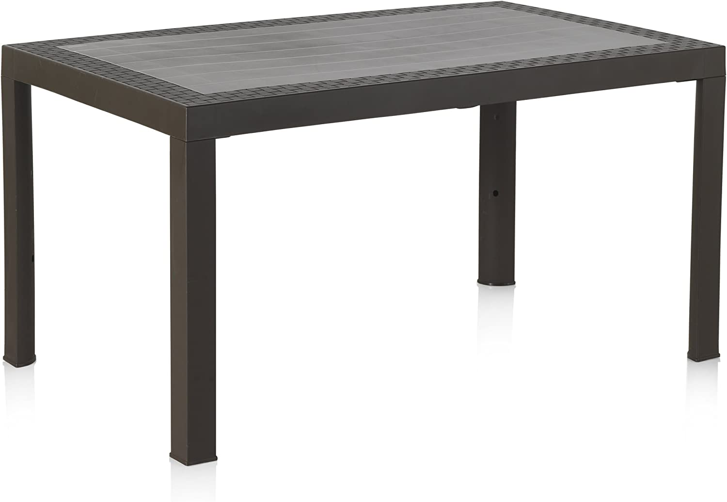 Sp berner - Dream wengue. mesa resina 140x85x73 cm