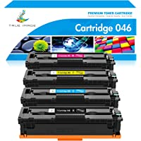 True Image Compatible Toner Cartridge Replacement for Canon 046 MF733Cdw CRG-046 Color ImageCLASS MF733Cdw MF731Cdw…