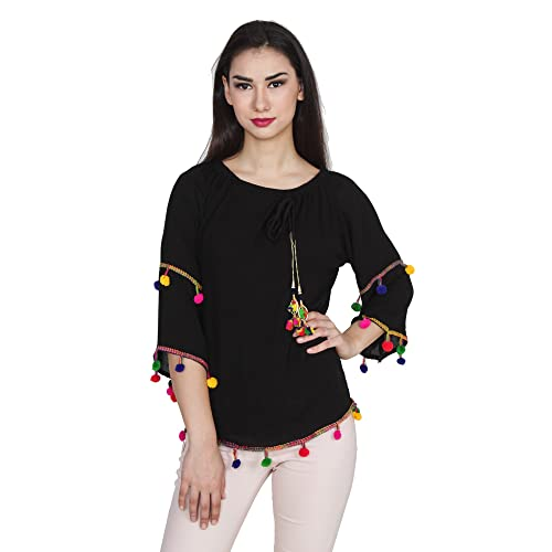 1f9a0d09fea36 Embroidered Top  Buy Embroidered Top Online at Best Prices in India ...