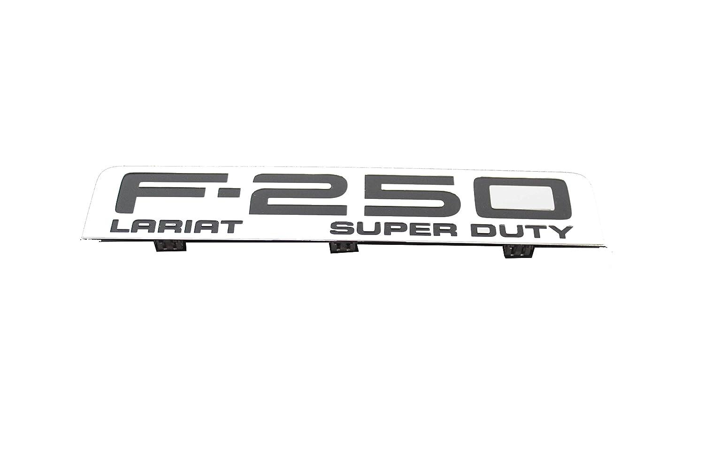 Genuine Ford 8C3Z-16720-C Name Plate