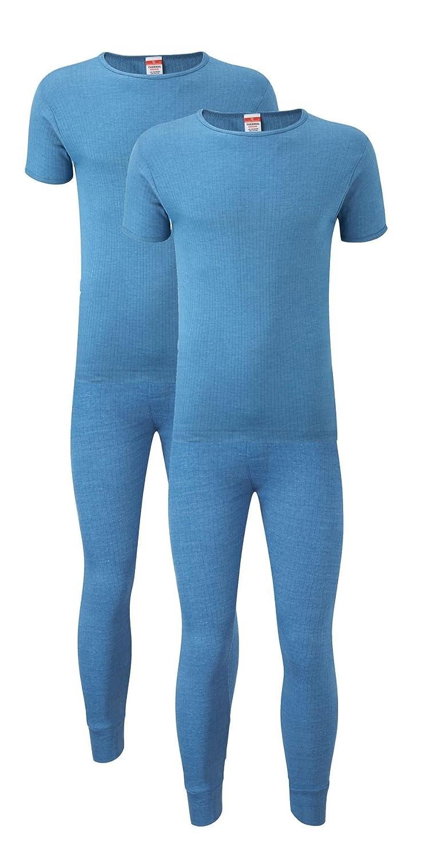 Baselayer Underwear Set S M L XL XXL Men/'s Thermal Long Sleeve Top /& Pants Set