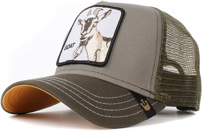 Goorin Bros. - Gorra de béisbol - para hombre verde Talla única ...