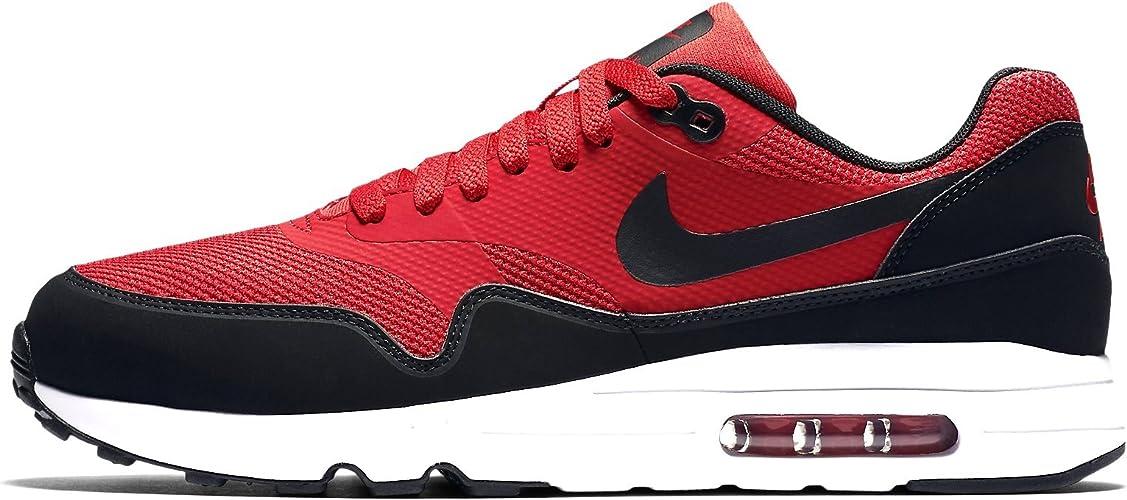 Nike Men's Air Max 1 Ultra 2.0 Essential University Red/Black ...