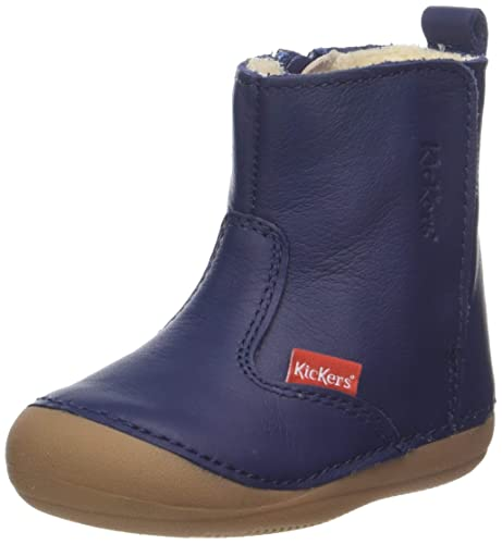 best sneakers 98296 23a13 Kickers Unisex Baby Socool Hausschuhe, Blu