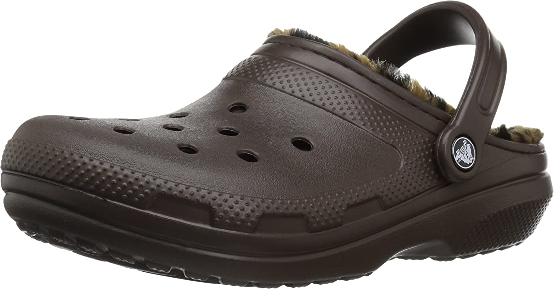 Crocs Classic Lined Animal Clog