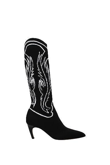 598da7339c2 Christian Dior Bottes Femme - Tissu (KCI431JACS) EU  Amazon.fr ...
