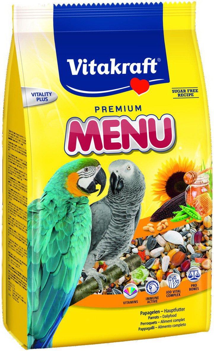 Vitakraft b-08310Menu perroquets–1kg