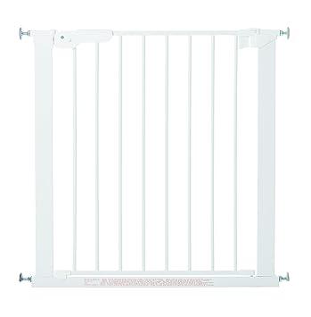 Babydan Premier True Pressure Fit Safety Gate White Amazon Co Uk