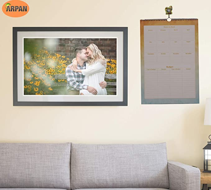 Amazon.com : 2020 Large A3 Family Organiser Calendar One ...