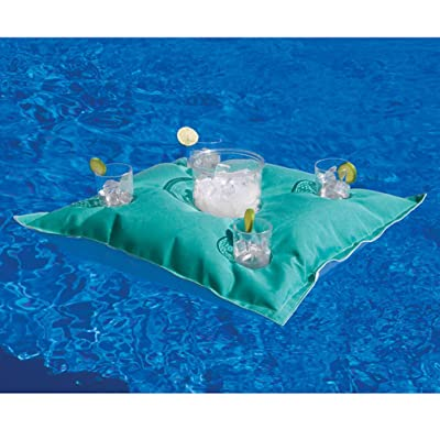 Floating Luxuries Aquamarine Kai Cocktail Caddy: Toys & Games