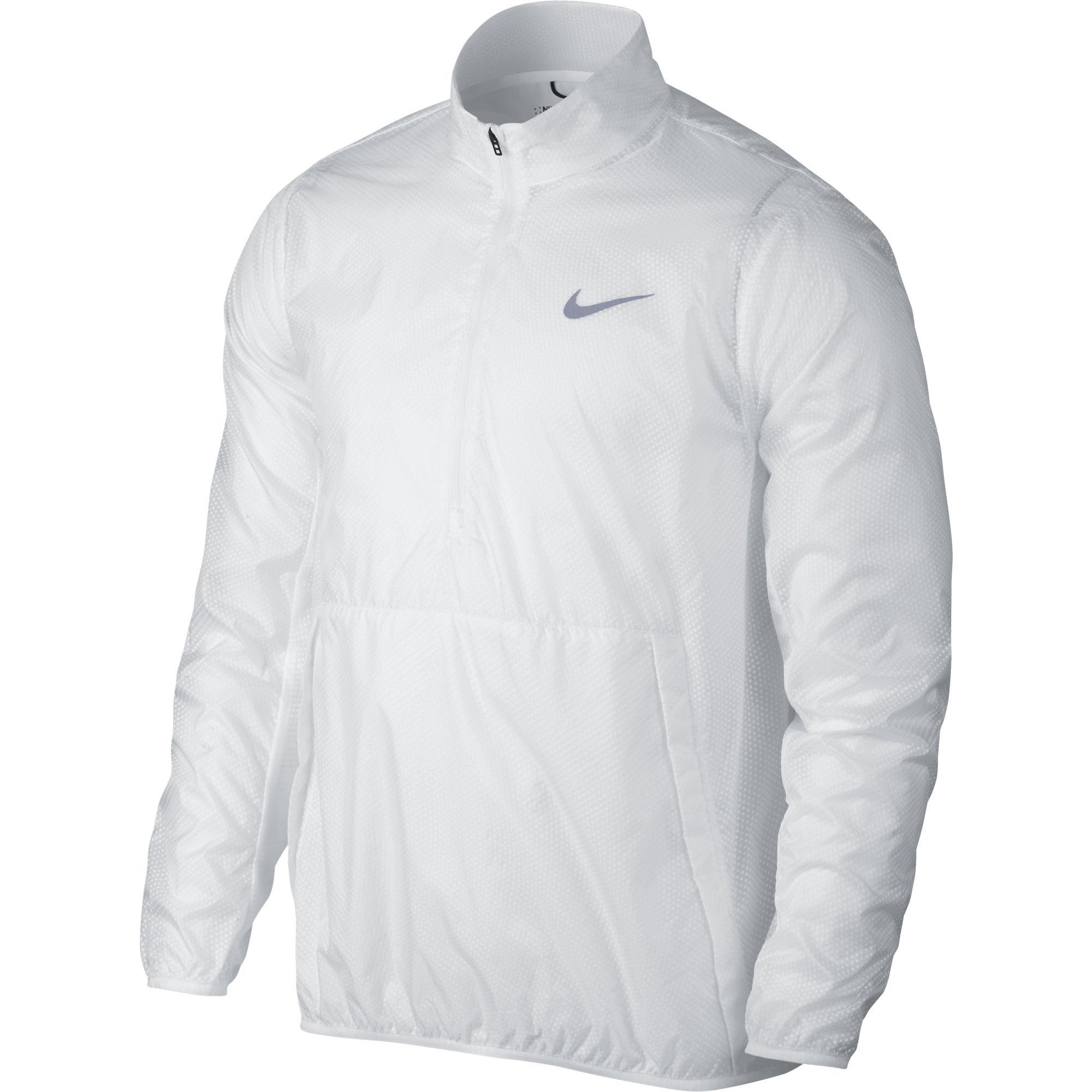 NIKE Men's HyperAdapt Shield Lite Golf Jacket-824604-100-S