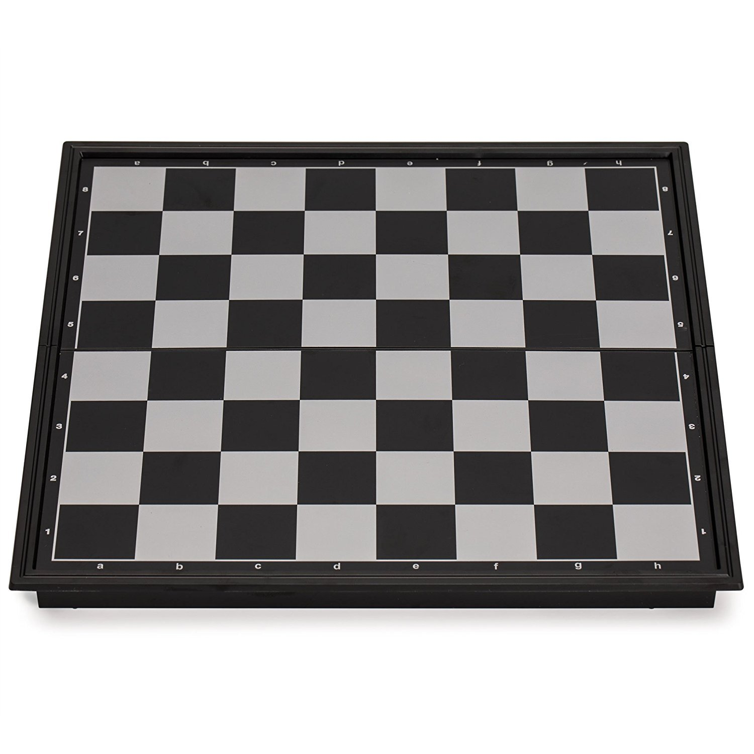 Cafele Magnetic Travel Chess Set Folding Chess Board Educational Toys Kids Adults