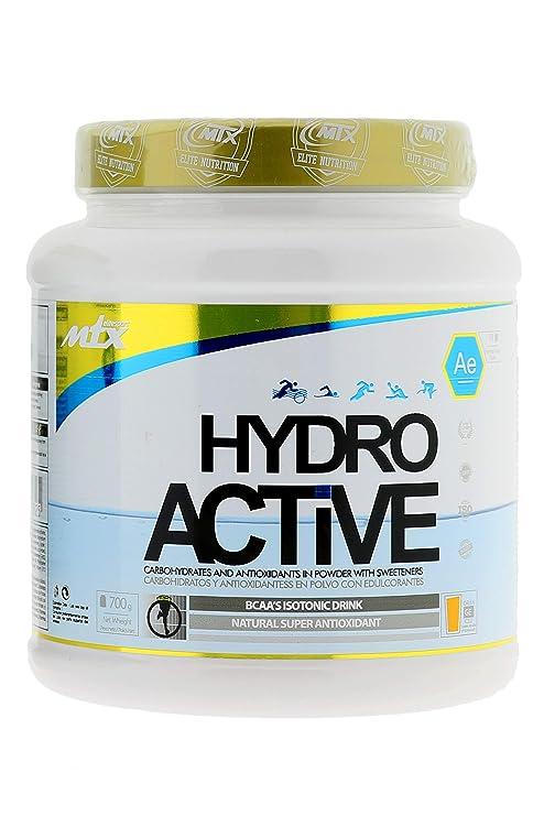 HYDRO ACTIVE 700 GR naranja -La evolución de las bebidas deportivas isotónicas