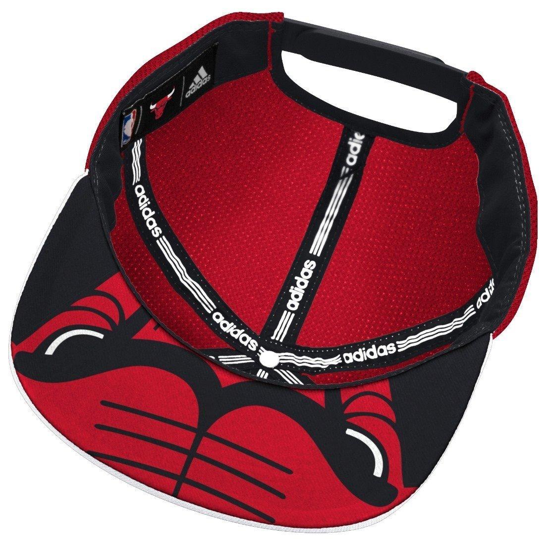 Adidas Youth Chicago Bulls Authentic Draft Cappello NBA Ufficiale della  Corte Snapback  Amazon.it  Sport e tempo libero a6ce69636674
