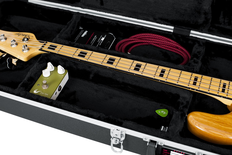 GATOR GC-BASS - Estuche para bajo de ABS (interior moldeado): Amazon.es: Instrumentos musicales