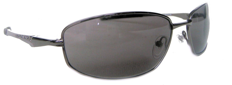 5ff0c6176cad6 HARLEY DAVIDSON Sunglasses HDX 816 Shiny Gunmetal 59MM at Amazon Men s  Clothing store