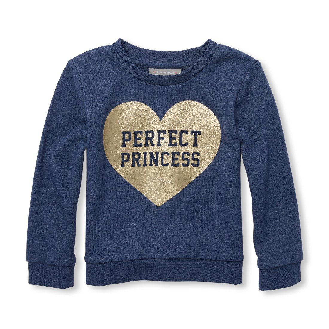 The Childrens Place Baby Girls Graphic Popover Sweatshirt