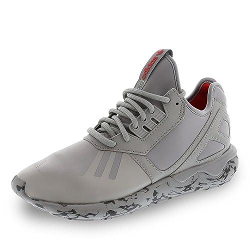 new concept a3a06 3114a Adidas - Adidas Tubular Runner Scarpe Sportive Uomo Grigie F37636 - Grigio,  43,5