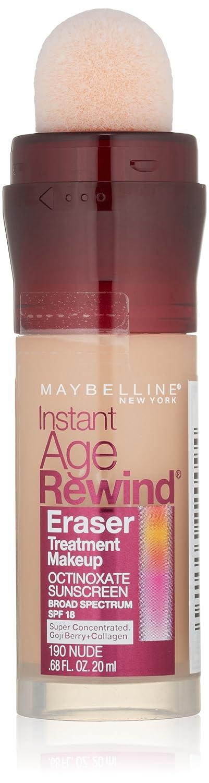 MAYBELLINE Instant Age Rewind Eraser Treatment Makeup Nude L' Oréal USA Inc.
