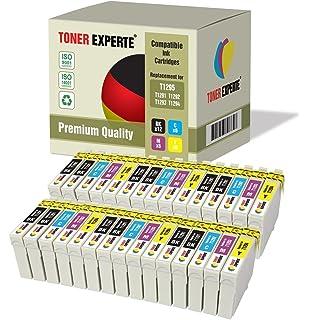 Pack de 24 XL TONER EXPERTE® Compatibles T1295 Cartuchos de Tinta para Epson Stylus SX235W SX420W SX425W SX525WD SX535WD Office BX305F BX305FW BX320FW BX525WD BX935FWD Workforce WF-7015 WF-7515: Amazon.es: Electrónica