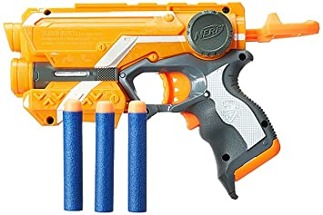 Buy Nerf N-Strike Elite Firestrike Blaster Online at Low Prices in India -  Amazon.in