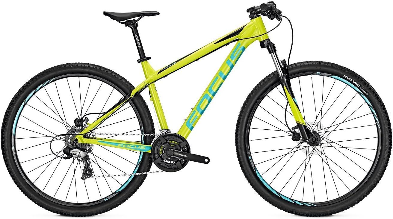 Focus Whistler Elite 29R TWEN tyniner Mountain Bike 2017, verde ...