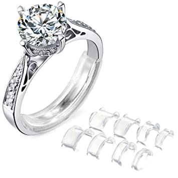 Amazon Invisible Ring Size Adjuster for Loose Rings Ring