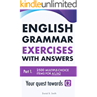 English Grammar Exercises with answers Part 1: Your