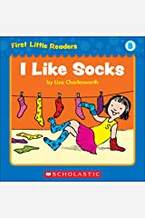 First Little Readers: I Like Socks (Level B) Kindle Edition