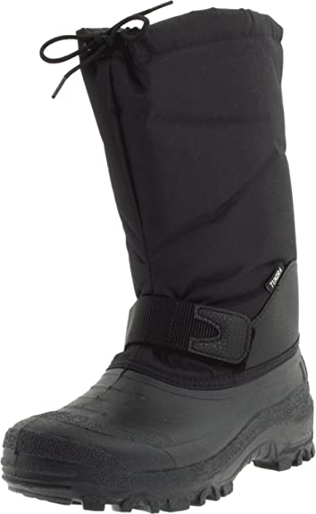 Tundra Men's Mountaineer Boot,Black,8 ...