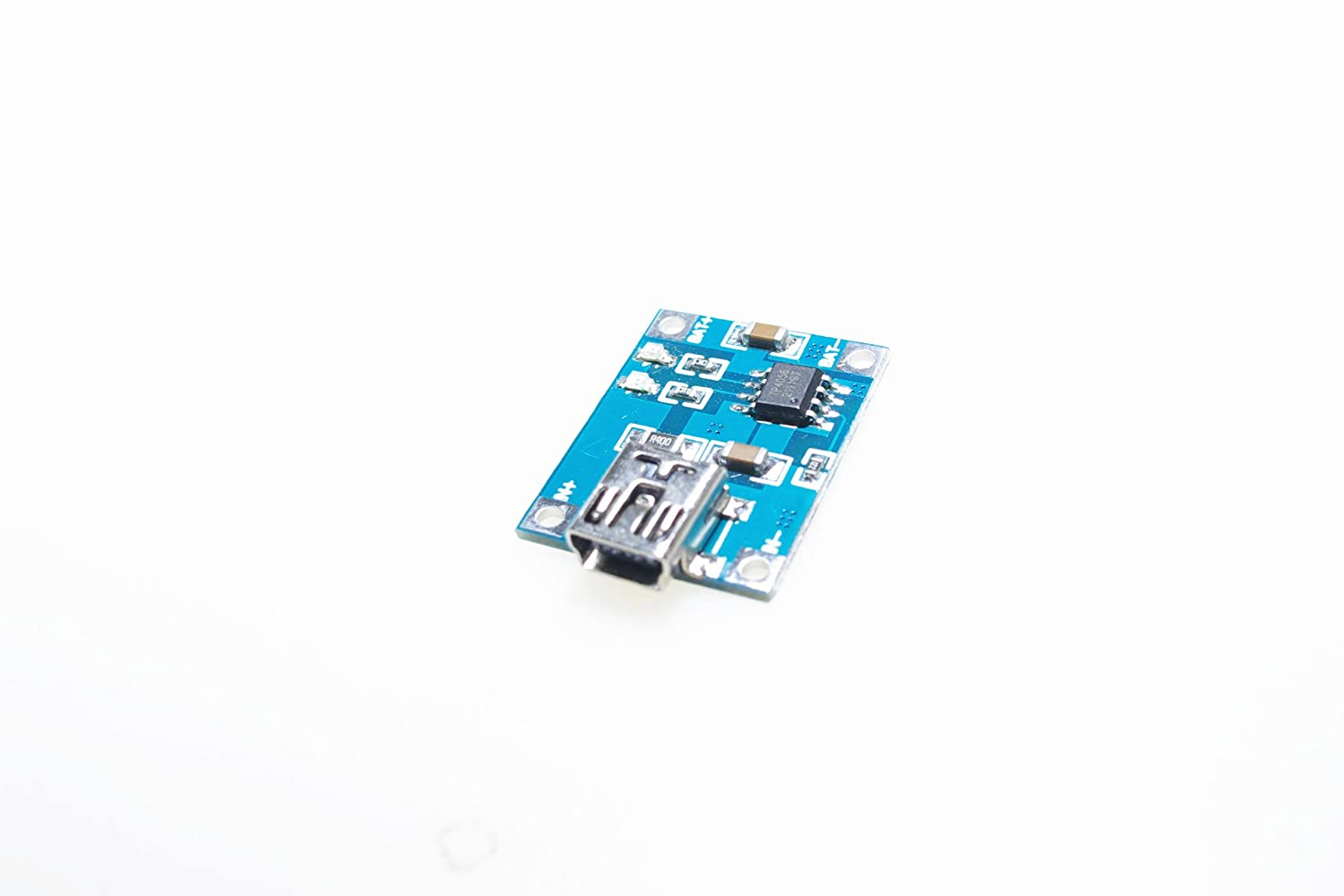 Smakn 5v Lithium Battery Charging Tp4056 Board 5 Volt Protection Circuit As Well 12 Charger Mini Usb 1a Module Diy Home Audio Theater
