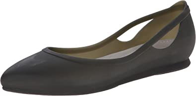 Rio Pointed Toe Flat Croslite Slip