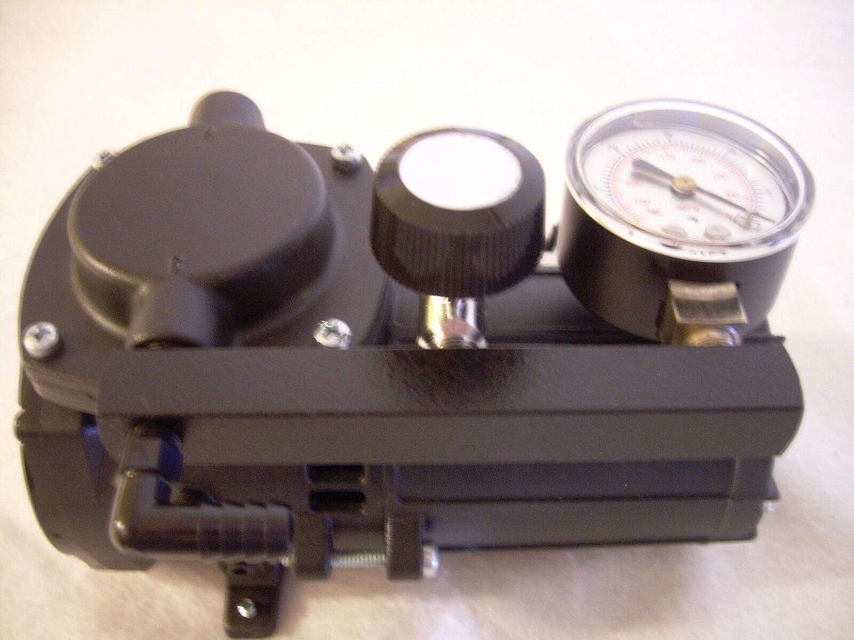 12VDC Vacuum Pump or Compressor Thomas 107 Diaphragm 12 Volt DC Brake Booster