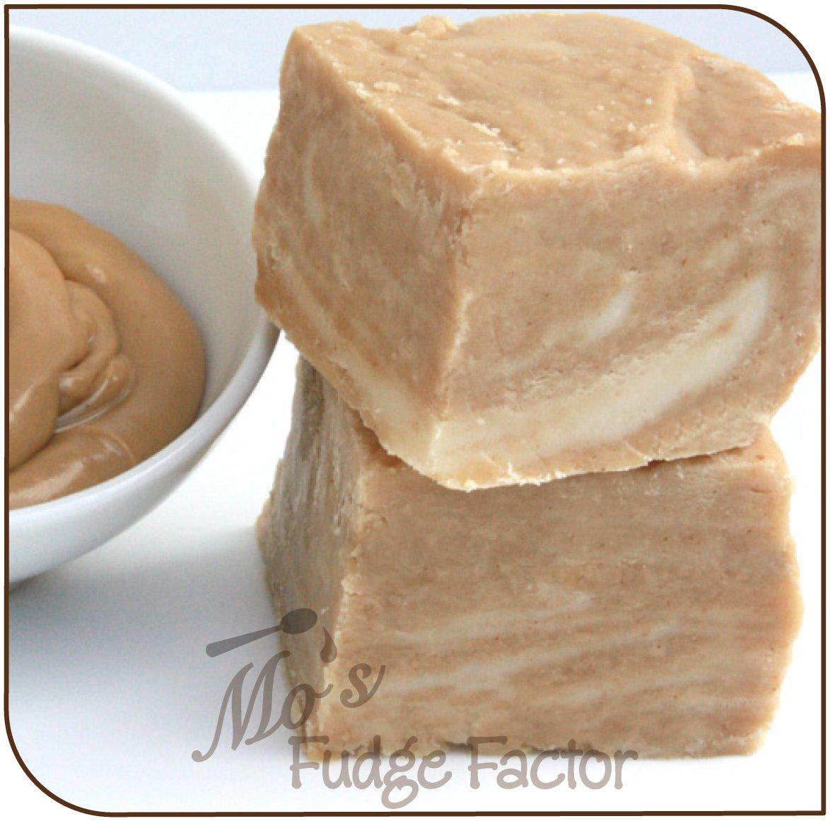 Mos Fudge Factor, Peanut Butter Fudge 1 Pound