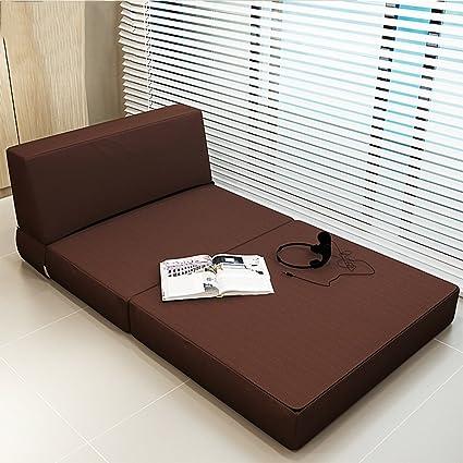Amazon.com: ZR- Bed guardrails, Double Folding Bed Sponge + ...