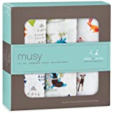 aden + anais Classic Musy (Paper Tales, Pack of 3)
