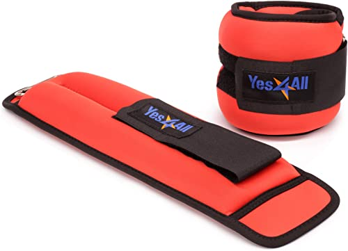 Yes4All Ankle Wrist Weight Pair Set