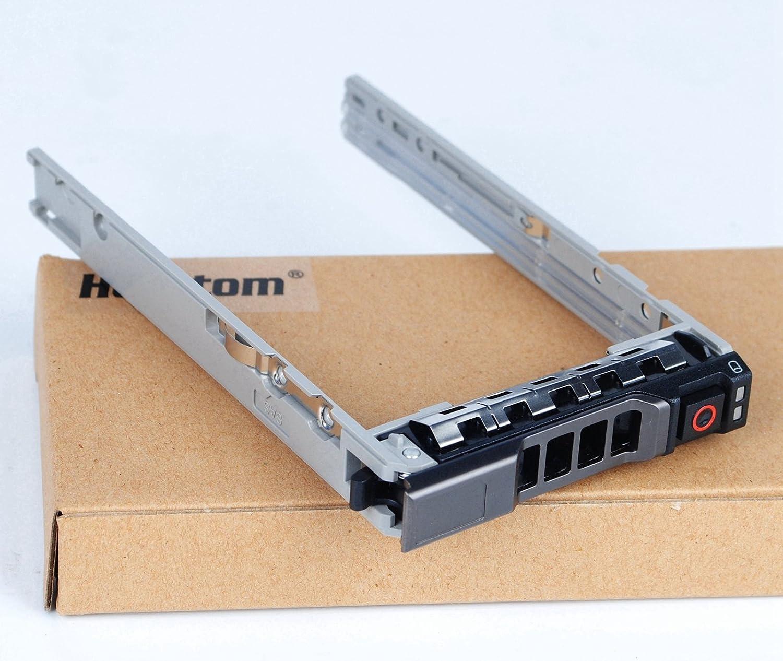 """Dell 2.5/"""" Hard Drive Tray Caddy MD1420 MD3420-8FKXC 08FKXC R430 R630 R730 T620"""