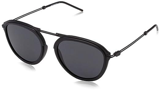 edec0996c امبوريو ارماني نظارة شمسية دائرية للرجال - 2056-3001/87 -54-19-140mm